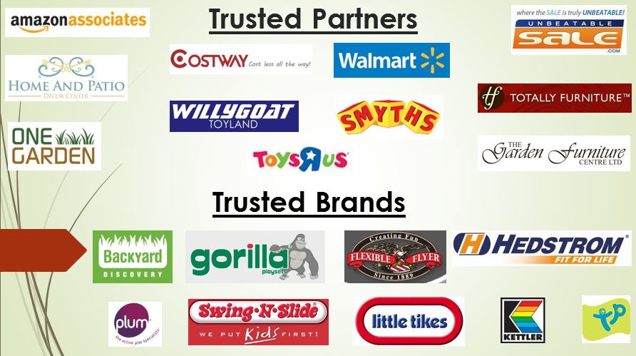 Trusted partners and brands new