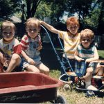 what to do with old swing sets cousins