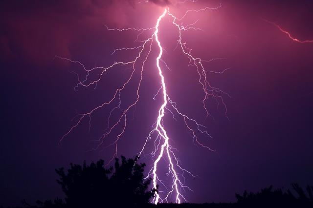static shock lightning