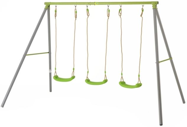 TP Triple Metal Swing with Seats £149.99