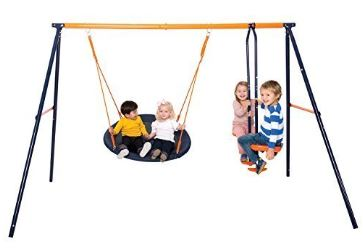 Children's Hedstrom Nest Swing & Glider Nebula