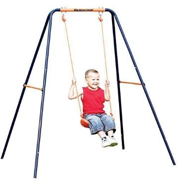 Children's Hedstrom Chunky Moulded Single Swing