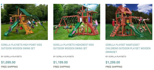 Home and Patio decor center best prices Gorilla