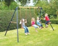 Perfect for playing Neptune Swing Set