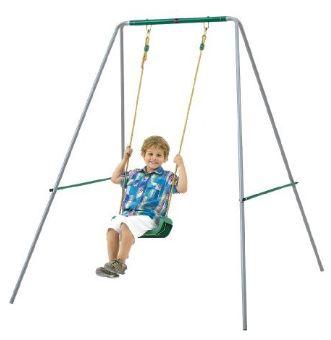 Plum Products Single Swing Set
