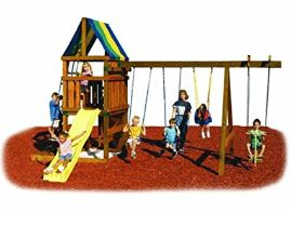 Swing-N-Slide Alpine Custom DIY Play Set Hardware Kit