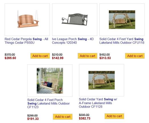 Totally furniture promos