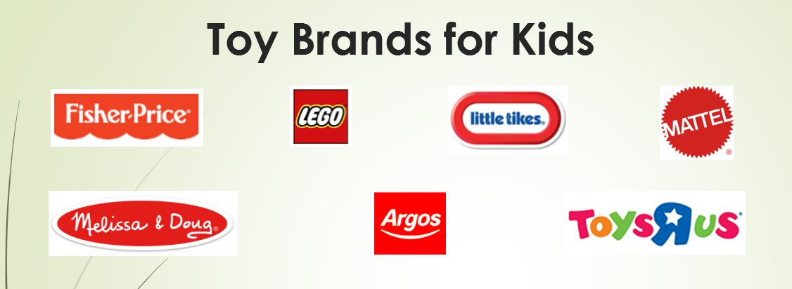 Toy Brands for Kids