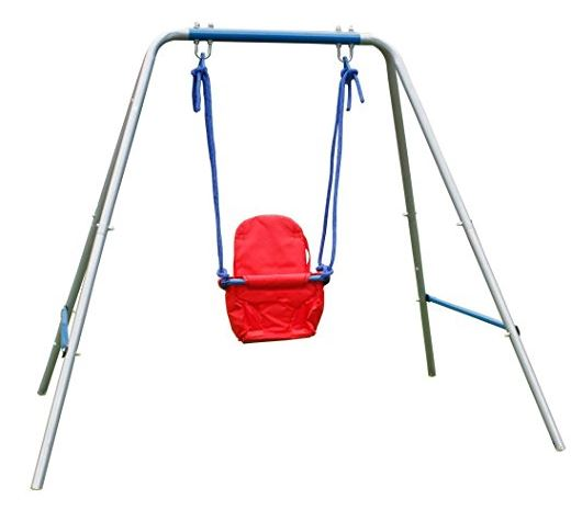 HLC Baby Swing