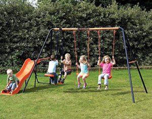 Hedstrom Europa Swing Slide Set