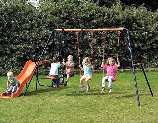 Hedstrom Europa Swing Slide Set