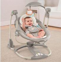 Ingenuity's ConvertMe Swing-2-Seat