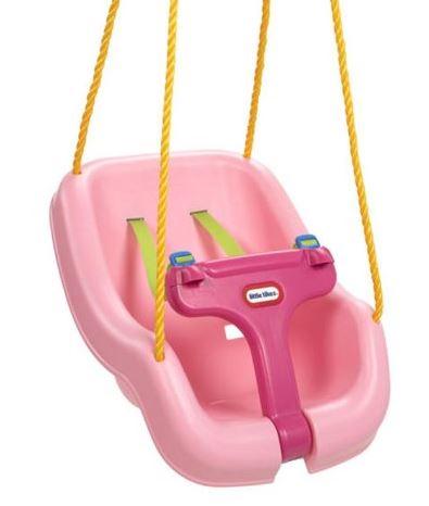 - Little Tikes Snug 'n Secure Swing