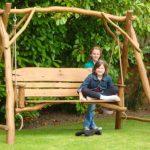 Oak Swing Seat for 3