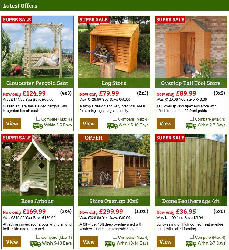One Garden UK offers