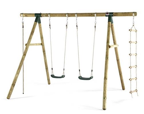 Plum Gibbon Swing SET
