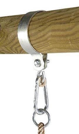Plum Gibbon Swing Set metal strap