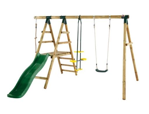 Plum Meerkat Swing