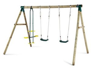 Plum Products Colobus Triple Swing Set