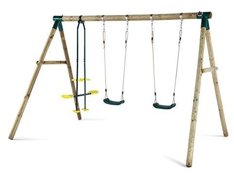Plum Products Colobus Triple Swing Set