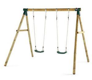 Plum Products Marmoset Double Swing Set