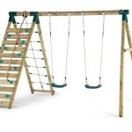 Plum Uakari Swing Set