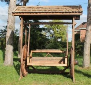 Garden Swing Chairs Uk Cheap Options And More Expensive Teak