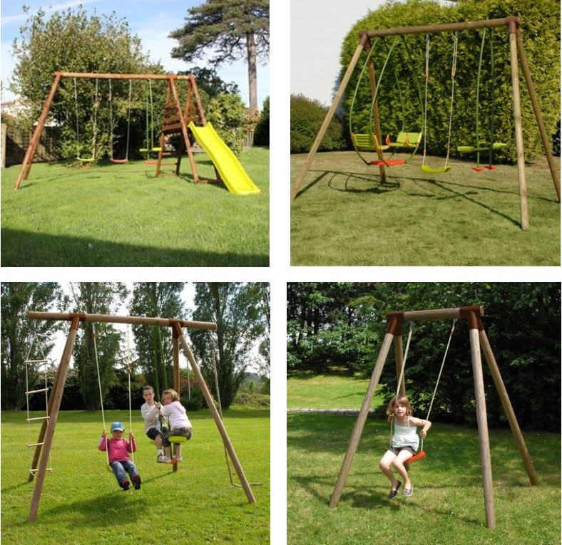 Soulet Wooden swing Sets featured image