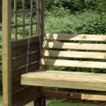 Store More Poseidon Swingseat Arbour 2 One Garden