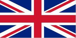 UK Flag for Swing Sets UK