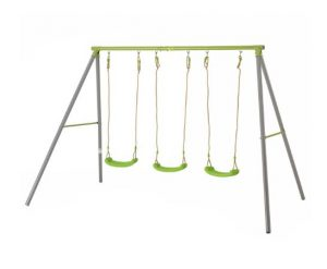 TP Triple Metal Swing with Seats