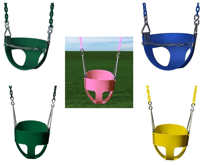 Bucket Swing toddlers featured image