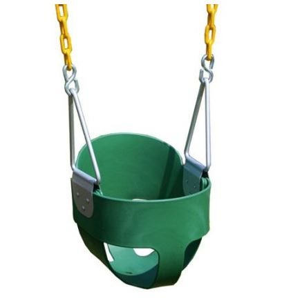 Eastern Jungle Gym High Back Full Bucket Infant Swing walmart