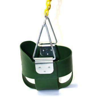 Eastern Jungle gym high back full bucket infant swing 2