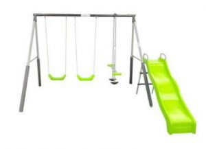 Flexible Flyer Grow with me Swing set Walmart