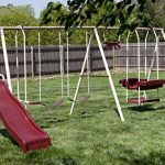 Flexible Flyer Play park Swing Set 1