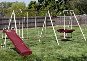 Flexible Flyer Play park Swing Set