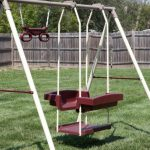 Flexible Flyer Play park Swing Set 5