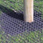 Heavy Duty Rubber Grass Mat 1.5m x 1m Childrens Playground Garden Safety Floor Matting 2