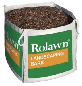 Large Bulk Rolawn Bark chipping Mulch 310kg