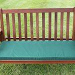 Quality Hardwood 2 Seater Garden Hammock Swing 4