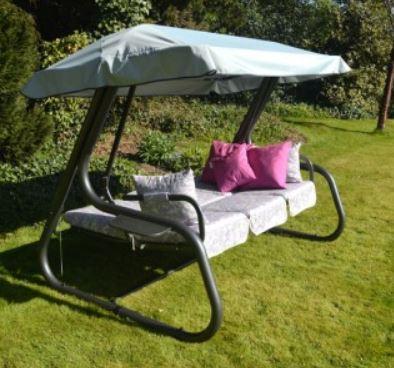 Rimini Swing Seat 2 Garden Furniture centre