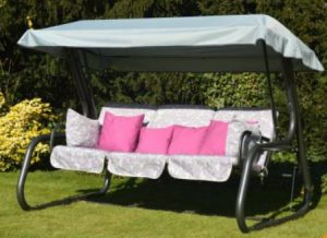 Rimini Swing Seat Garden Furniture centre