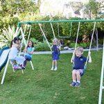 Sportspower Live oak Metal Swing Set Amazon 2
