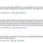 Sportspower Super 8 fun Metal Swing Set Amazon mixed reviews