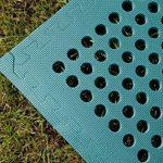 Swing Slide Play Garden Safety Green mats 32sq ft K - Easimat branded mats 4
