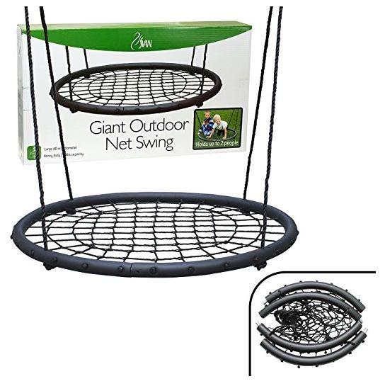 Tree Net Swing- Giant 40 Wide Two Person Outdoor Swing