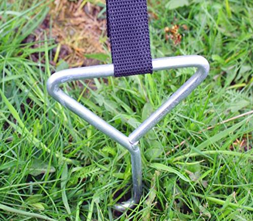 Ultrasport ground anchor 3