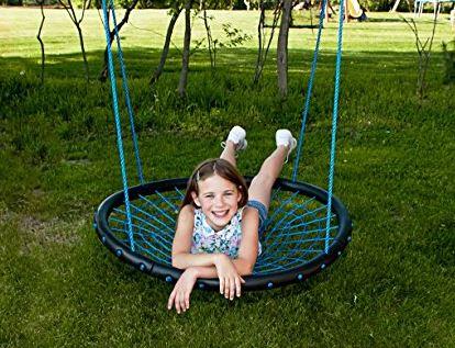 WonkaWoo Little Flyers Net Swing 2