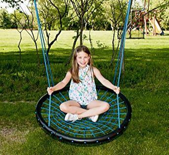 WonkaWoo Little Flyers Net Swing 3